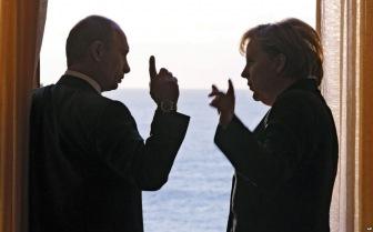 Путин согласился на предложение Меркель по Крыму