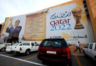 Британия требует от ФИФА пересмотреть выбор Катара