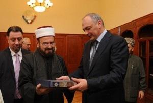 Перезагрузка? - конференция «Российские мусульмане: права и обязанности»