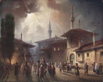 Крымские татары могут создать собственную автономию в Крыму в составе Турции