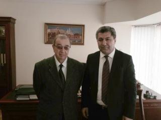 Лидер исламской партии Таджикистана посетил Москву и Казань