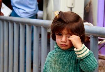 В Сирии погибло более 10 тысяч детей