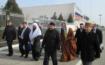 В Дагестан прибыла делегация Всемирного союза мусульманских ученых