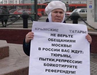 Крымским татарам пообещали все! Все чего у них не было, нет и не будет...