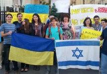 """Евреи Путину из """"осажденной фашиствующими бандеровцами Украины"""""""