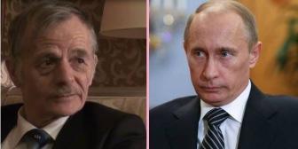 Крымские татары не признают присоединения к России. Разговор Мустафы Джемилева с Владимиром Путиным