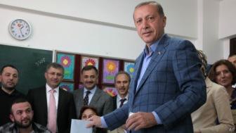 Первые итоги выборов в Турции: успех партии Эрдогана