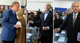 Турецкие лидеры сделали свой выбор