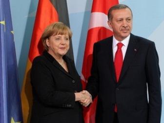 Меркель и Эрдоган считают, что запланированный на 16 марта референдум в Крыму является незаконным