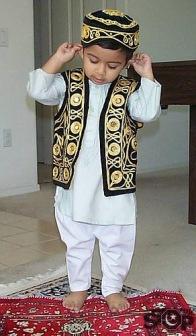 Как правильно рассказать ребенку об Аллахе
