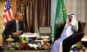 Президент США и король Саудовской Аравии обсудили разногласия