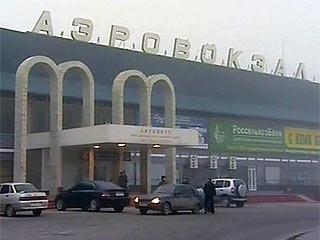 В аэропорту Махачкалы задержаны пятеро прилетевших из Египта