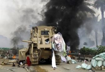 Египетские власти расследуют бойню Аль-Рабия