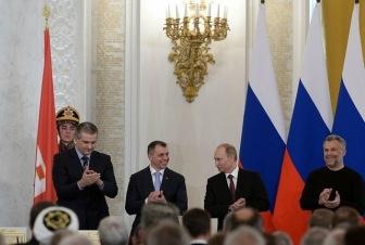 Крым будет жить как Россия, а Россия как… Крым?