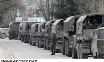 ООН потребовала от РФ вывести ударные части РФ из Крыма
