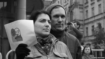 """""""Марш правды"""" за свободу СМИ организован на фоне беспрецедентного давления властей на российские медиа"""