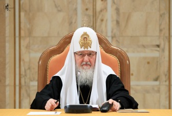 Патриарх Кирилл сообщил о проведении Всеправославного Собора в Стамбуле