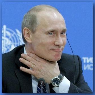 Мальчик через 10 лет вернул подарок обратно Владимиру Владимировичу