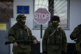 Крым: снаружи крепость, внутри Кубань