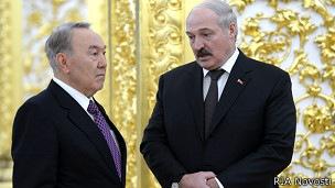 Действия России в Крыму пугают друзей и соседей