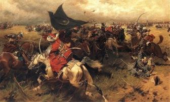 Победы мусульман: снятие осады Канижи