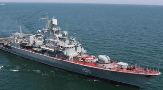 На базе в Крыму украинским морякам предъявили ультиматум