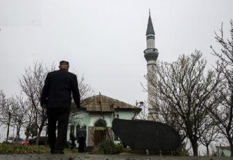 Добро пожаловать. Или мусульманам вход воспрещён?