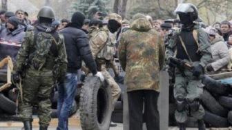 В Славянске в ходе спецоперации погибли силовики
