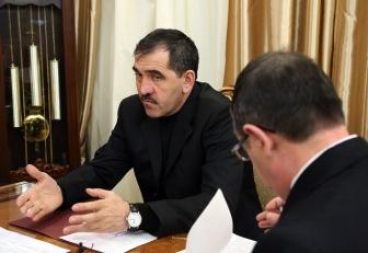 Арестован Сопредседатель высшего совета организации «Мехк-Кхел» Сараждин Султыгов