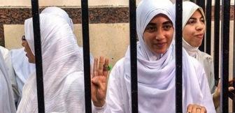 В Египте наряду с мужчинами собираются повесить - десятки наших сестер мусульманок