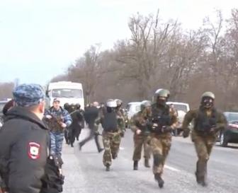 """Как на Кавказе реагируют простые граждане на """"беспредел силовиков"""""""