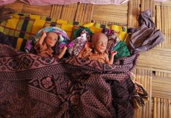 Больницы смерти для мусульман-рохинья