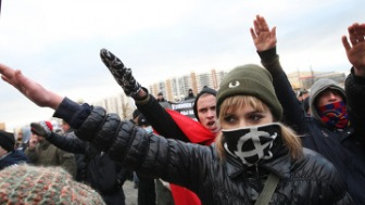 В России с начала года 7 человек стали жертвами неонацистов