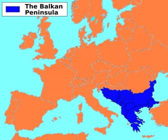 Европейские мусульмане и балканский узел мировых «энергетических» противоречий