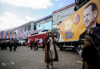Twitter вступил в переговоры с Турцией