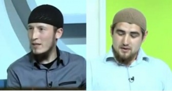 """Российские студенты на египетском канале """"Ар-Рахма"""""""