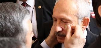 В Турции избили лидера Республиканской народной партии - Кемаля Кылычдароглу