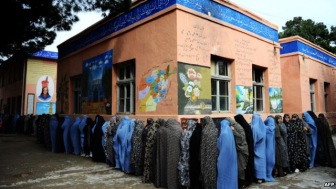 В Афганистане закончились выборы президента страны