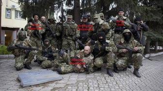 Идентифицированы профили офицеров ГРУ в Славянске