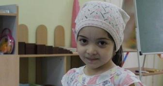 Продолжается сбор средств для маленькой Салимы