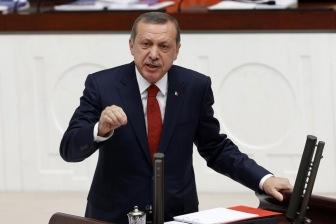 """Обращение премьер-министра Турции - Эрдогана к международным СМИ : """"Это не играет вам на руку"""" (Архив 2013 года)"""