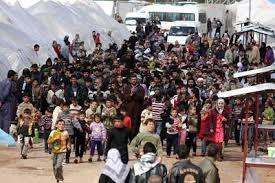 Число сирийских беженцев в Турции приближается к миллиону