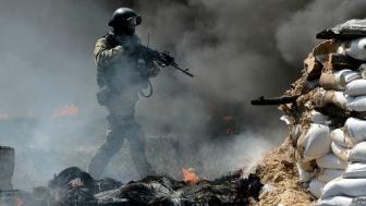 Украинские войска отбили атаку под Артемовском