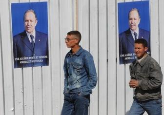 Выборы отсутствующего президента в Алжире