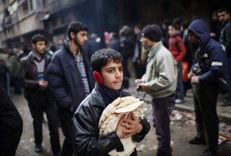 Засуха грозит голодом в Сирии