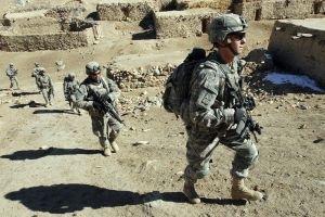 НАТО не собирается уходить из Афганистана