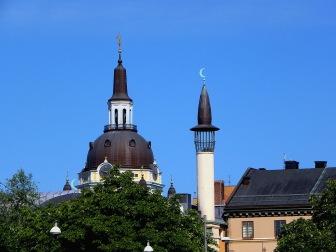 Жителю Швеции, помешавшему молитве мусульман, грозит полгода тюрьмы