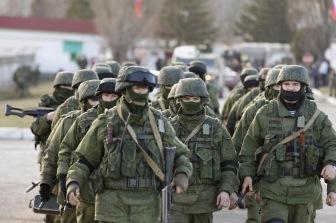 Россия начала военные учения отрабатывающие оккупацию Украины