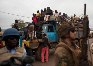 ООН эвакуирует из ЦАР тысячи мусульман