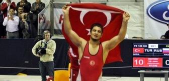 Турецкий спортсмен Таха Ахгюль завоевал золотую медаль на чемпионате Европы по вольной борьбе